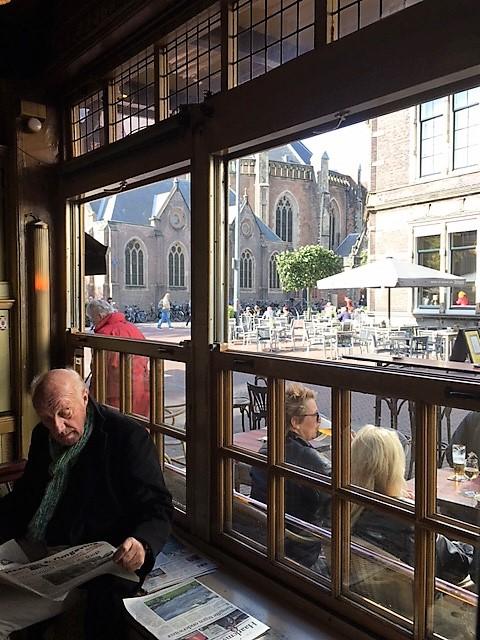 🍻 Regio Borrel Haarlem