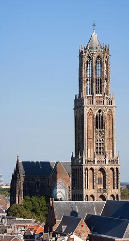Officiele Opening Domkerk en lunch voor Penaten